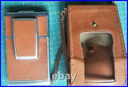 Polaroid SX-70 Land Camera, Comes with original leather case Fully tested work