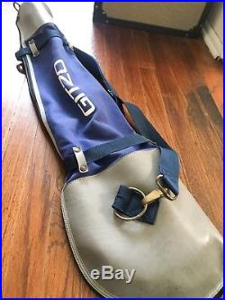 RARE Gitzo G1276 Tripod and G224 Ball Head with very rare Leather Case