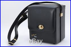 Rare! Top MINT Plaubel Makina 67 W67 Leather Gadget Carry Case From JAPAN