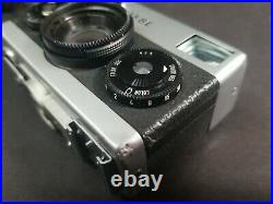 Rollei 35 SE Film Camera withLeather Case Singapore 35mm lens
