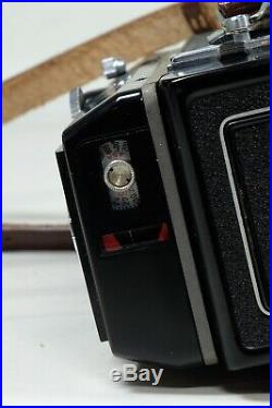 Rollei Magic Camera and Leather case! Condition 9