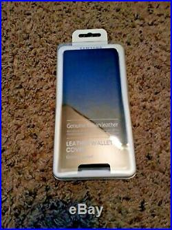 Samsung Galaxy Note 9 512GB Blue (Unlocked) (with Leather Case & Dex Station)