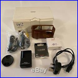 Sigma dp2 merrill Camera Boxed With Leather Half Case