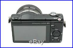 Sony Alpha a5000 20.1MP Camera (Kit with E PZ OSS 16-50mm Lens) with Leather Case