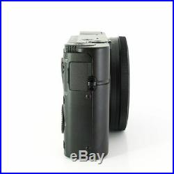 Sony Cyber-shot DSC-RX100 Compact Camera & Leather Case, HD 1080p, 20.2MP, 3.6x