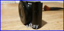 Sony Cyber-shot Rx100 Digital Camera With Leather Case, Virtually Unused