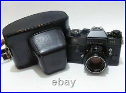 TESTED Leica Leicaflex SL2 Camera with Summicron 50mm f/2 Lens Kit & Leather Case