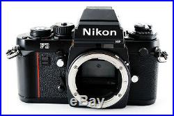 TOPMINT Nikon F3 HP 35mm SLR Film Camera with Leather Case CF-22 from JAPAN