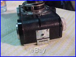 Vintage Argus Modek B Camera With Leather Case Really Rare Camera