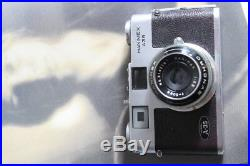 Vintage Camera HANIMEX A35 Excellent Working Condition + Leather Case