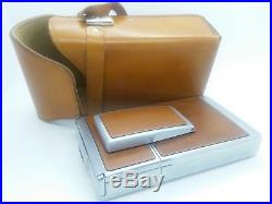 Vintage Polaroid SX-70 Camera in good working order withleather case