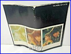 Vintage Polaroid SX-70 Land Camera withLeather Case & Instructions 1970s