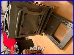 Watson Burke & James 5x7 4x5 Field Camera With Holders Zone VI Leather Case Exc