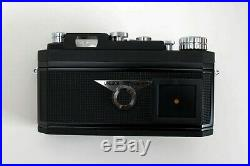 Widelux F8, near-mint condition panoramic 35mm camera with leather case, in UK