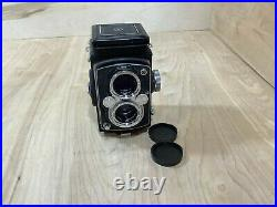 Yashica Mat Copal MXV Camera 13,2 80mm Lens with Original Leather Case UnTested